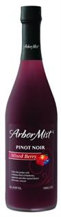 Arbor Mist Pinot Noir Mixed Berry 750ml - Case of 12